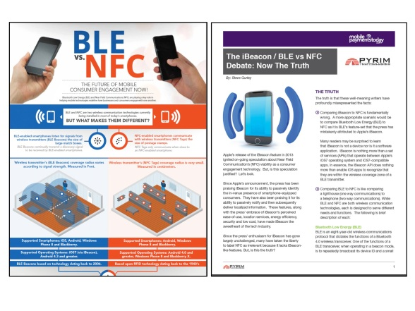 BLE vs NFC Thumbnail